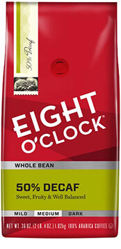 50% Decaf (Whole Bean) - Buy Now