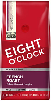 Click here to purchase French Roast (Whole Bean)