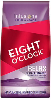 Relax Decaffeinated (Ground) - Buy Now