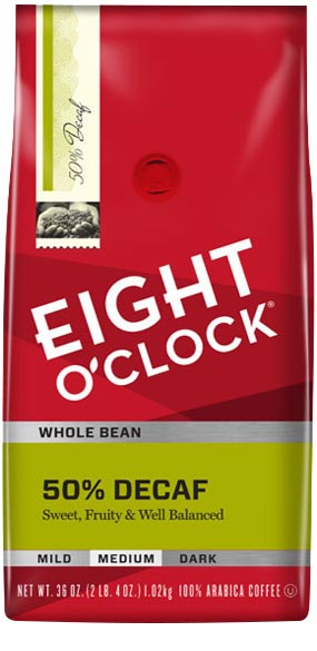 50% Decaf (Whole Bean)