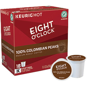 100% Colombian Peaks (Single Serve)