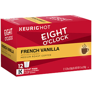 French Vanilla (Single Serve)
