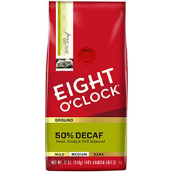 50% Decaf (Ground) - Click for More Information