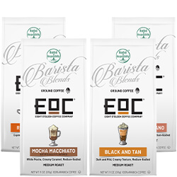 Barista Blend Variety 4-Pack - Click for More Information