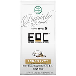 Caramel Latte (Ground) - Click for More Information