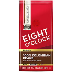 100% Colombian Peaks (Ground) - Click for More Information