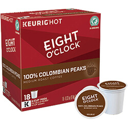 100% Colombian Peaks (Single Serve) - Click for More Information