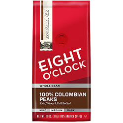 100% Colombian Peaks (Whole Bean) - Click for More Information