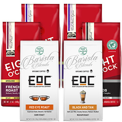 Explore Dark Roasts 6 -Pack - Click for More Information