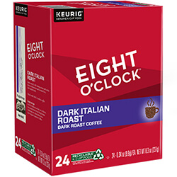 Dark Italian Roast (K-Cup) - 24-Ct. Box - Click for More Information