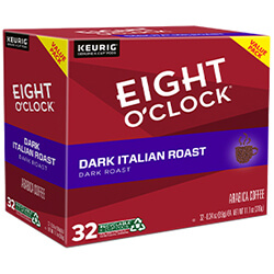 Dark Italian Roast (K-Cup) - 32-Ct. Box - Click for More Information