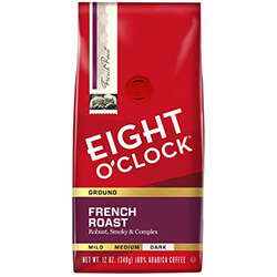 French Roast (Ground) - Click for More Information