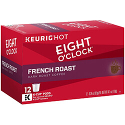 French Roast (Single Serve) - Click for More Information
