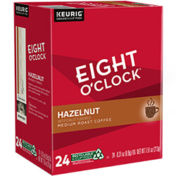 Hazelnut (K-Cup) - 24-Ct. Box - Click for More Information