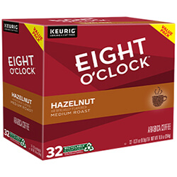 Hazelnut (K-Cup) - 32-Ct. Box - Click for More Information