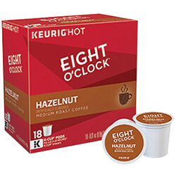 Hazelnut (Single Serve) - Click for More Information