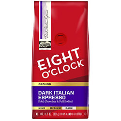 Dark Italian Espresso (Ground) - Click for More Information