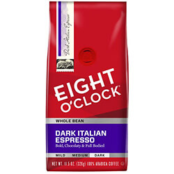 Dark Italian Espresso (Whole Bean) - Click for More Information
