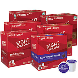 K-Cup Variety 6 -Pack - Click for More Information