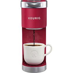 Keurig® K-Mini Plus™ Single Serve K-Cup® Pod Coffee Maker - Cardinal Red - Click for More Information