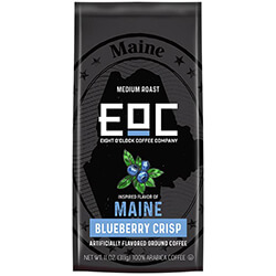 Maine Blueberry Crisp - Click for More Information
